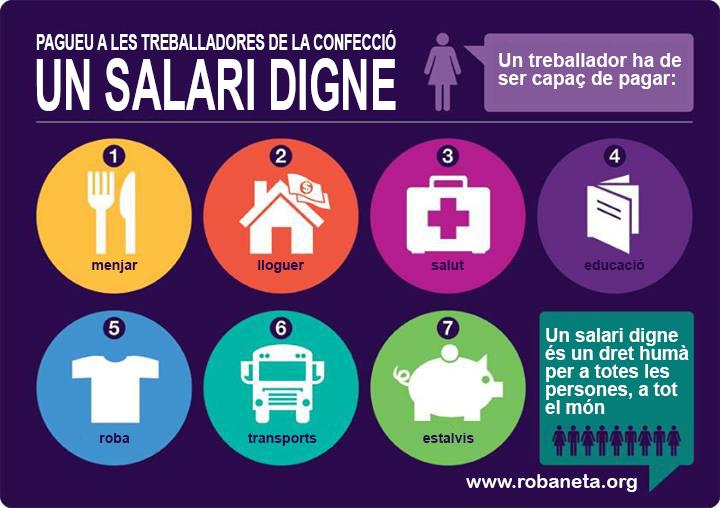 Salaris Dignes